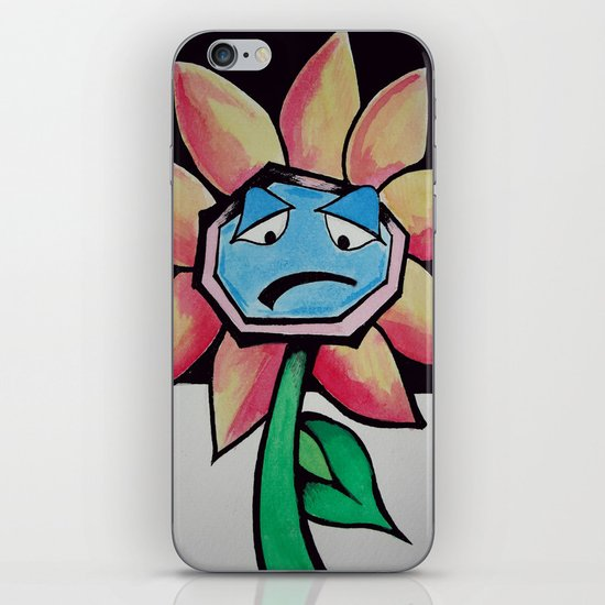Barry the Bipolar marigold  iPhone & iPod Skin