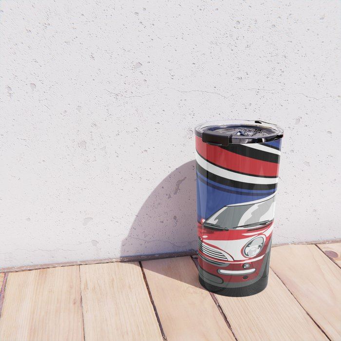 Mini Cooper Travel Mug