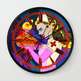 DONUT BABE 300 Wall Clock