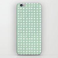 polka dots iPhone & iPod Skins featuring polka dots by JesseRayus