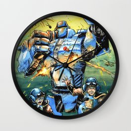 The Challenger Wall Clock