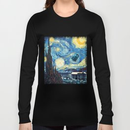 Vincent and The Doctor - Bosphorus Long Sleeve T-shirt