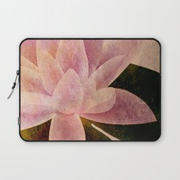 Lotus of my Heart Laptop Sleeve