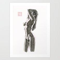 Shadows #3 Art Print