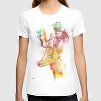 archan nair T-shirts featuring Maritza by Archan Nair