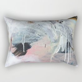 the last night Rectangular Pillow