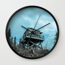 Devil's Peak Wall Clock