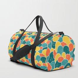 Smoosh Face Duffle Bag