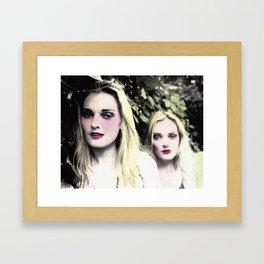ART PRINT BY NICOLETTE CLARA ILES Framed Art Print