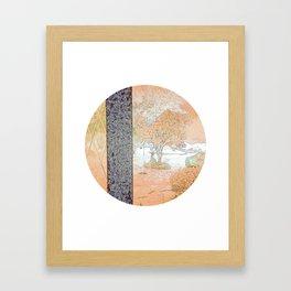 """""""Blind"""" Framed Art Print"""