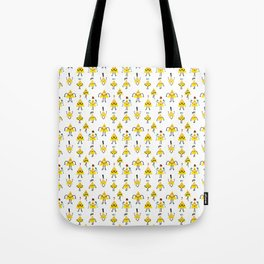 Gravity Falls taken over by Bill Cipher Tote Bag