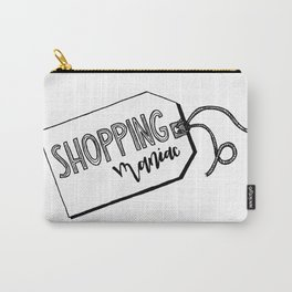 Shopping maniac Carry-All Pouch