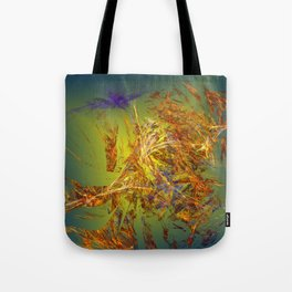 Dream of a Flower Tote Bag