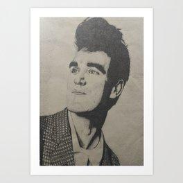 Morrisey Art Print