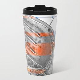 Baseball player Travel Mug