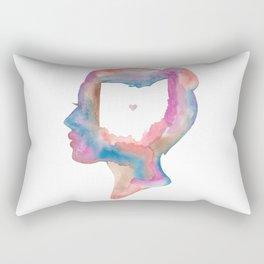 Ohio State of Mind Rectangular Pillow