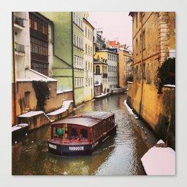 Little Venice Canvas Print