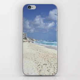 Carribean sea 7 iPhone Skin