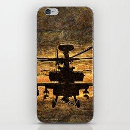 294 WAH-64D Apache iPhone Skin