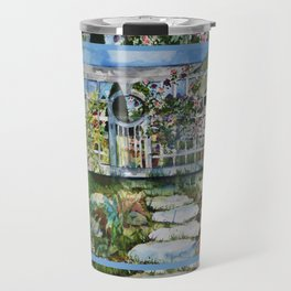 A Secret Garden Travel Mug