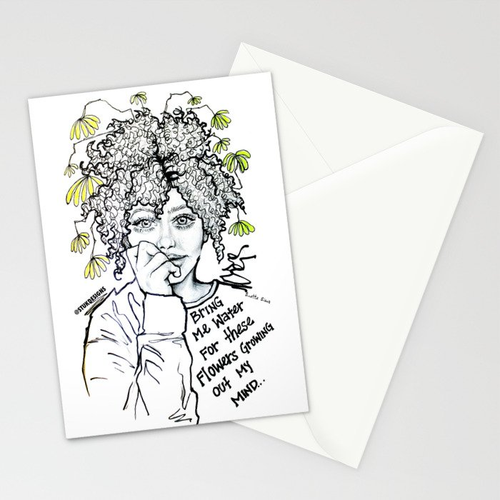#STUKGIRL SUMMER Stationery Cards