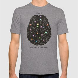 Your Brain On Video Games T-shirt