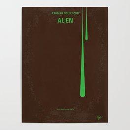 No004 My Alien MMP Poster