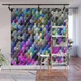 Partyin' with colors... Wall Mural