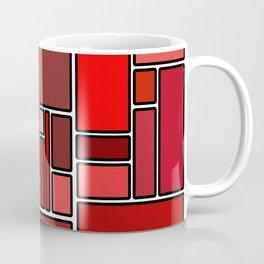 Fifty shades of red Coffee Mug