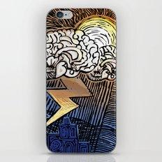 S.a.d. iPhone & iPod Skin