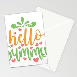 Hello Summer - Adventure Design Stationery Cards