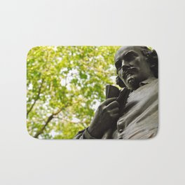Shakespeare In The Park Bath Mat