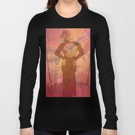 Birds Eye Long Sleeve T-shirt