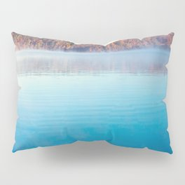 Autumn on the Lake x Rustic Decor Pillow Sham