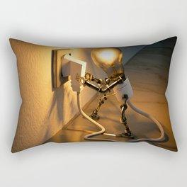 Smart Light Rectangular Pillow