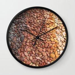Stones #1 Wall Clock