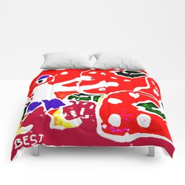 Australia's Strawberries         by Kay Lipton Comforters