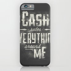 C.R.E.A.M. iPhone 6s Slim Case