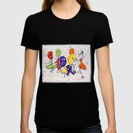 Jitterbuggin' Jellybeans T-shirt