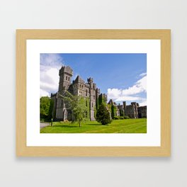 Ashford Castle Framed Art Print