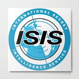 ISIS Metal Print