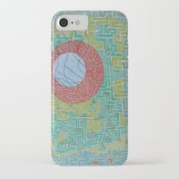 death star iPhone & iPod Cases featuring Death Star by Godpipo's cravings
