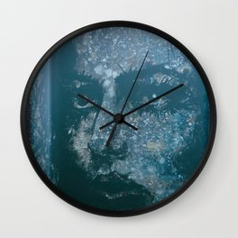 Sweet Frugality Vintage Shot 6 Wall Clock