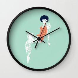 Pattern Pinups – Trudy Wall Clock