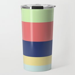 Palettes Cool Color Travel Mug