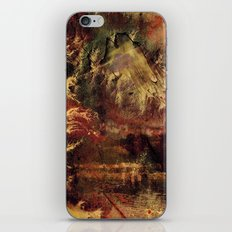 There is a Mountain iPhone & iPod Skin