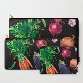 Art vegetables Carry-All Pouch