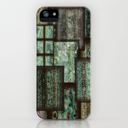Bohemian Combo Brown iPhone Case