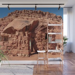 Cliff_Dwellers Stone_House - I Wall Mural