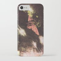 eiffel iPhone & iPod Cases featuring Eiffel by AZerhusen